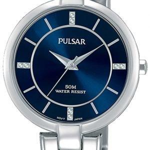 Pulsar Attitude Ph8313x1 Kello Sininen / Teräs