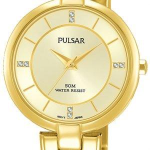 Pulsar Attitude Ph8316x1 Kello Kullattu / Kullansävytetty