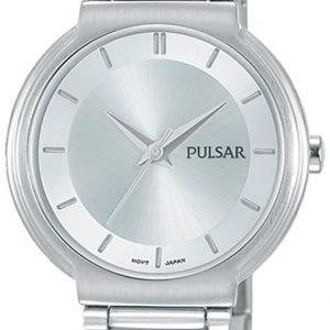 Pulsar Attitude Ph8325x1 Kello Hopea / Teräs