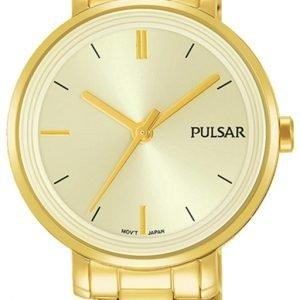 Pulsar Attitude Ph8360x1 Kello Kullattu / Kullansävytetty