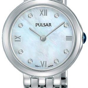 Pulsar Attitude Pm2243x1 Kello Valkoinen / Teräs