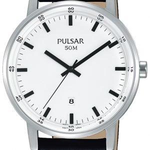 Pulsar Dress Pg8265x1 Kello Valkoinen / Nahka