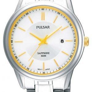 Pulsar Dress Ph7185x1 Kello Hopea / Teräs