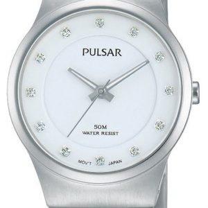 Pulsar Dress Ph8175x1 Kello Valkoinen / Teräs