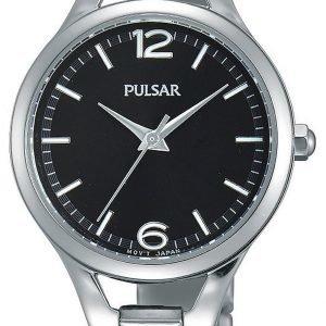Pulsar Dress Ph8185x1 Kello Musta / Teräs