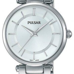 Pulsar Dress Ph8191x1 Kello Hopea / Teräs