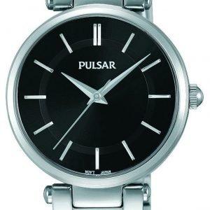 Pulsar Dress Ph8193x1 Kello Musta / Teräs