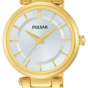 Pulsar Dress Ph8194x1 Kello Hopea / Kullansävytetty Teräs