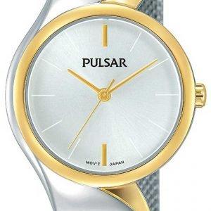 Pulsar Dress Ph8230 Kello Hopea / Teräs