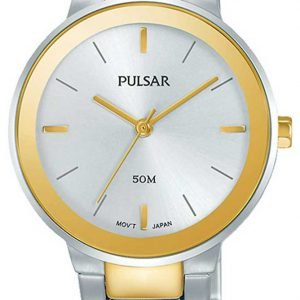 Pulsar Dress Ph8284x1 Kello Hopea / Kullansävytetty Teräs