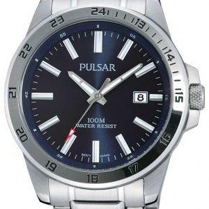 Pulsar Dress Ps9331x1 Kello Sininen / Teräs