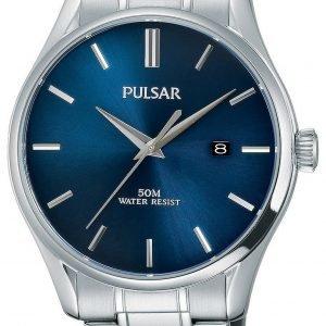 Pulsar Dress Ps9425x1 Kello Sininen / Teräs