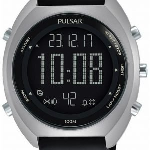 Pulsar Pulsar X P5a019x1 Kello Lcd / Kumi