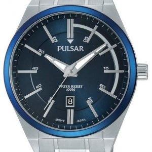 Pulsar Pulsar X Ps9363x1 Kello Sininen / Teräs