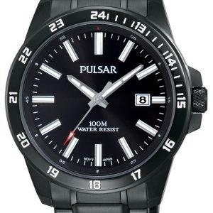 Pulsar Sport Ps9461x1 Kello Musta / Teräs
