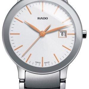 Rado Centrix R30928123 Kello Hopea / Teräs