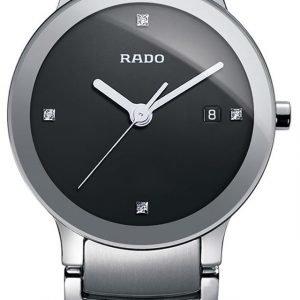 Rado Centrix R30928713 Kello Musta / Teräs