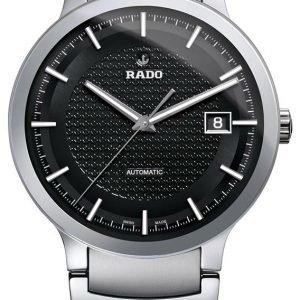 Rado Centrix R30939163 Kello Musta / Teräs