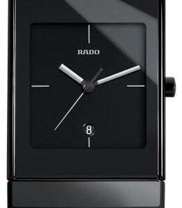 Rado Ceramica R21347242 Kello Musta / Keraaminen