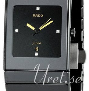 Rado Ceramica R21347742 Kello Musta / Keraaminen
