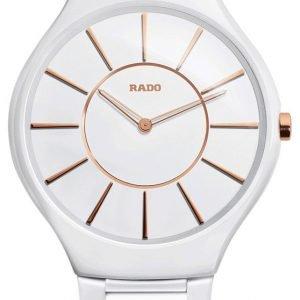 Rado Ceramica R27957102 Kello Valkoinen / Keraaminen