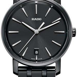 Rado Diamaster R14063182 Kello Musta / Keraaminen