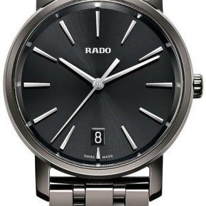 Rado Diamaster R14064177 Kello Musta / Keraaminen