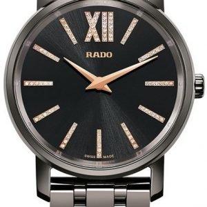 Rado Diamaster R14064707 Kello Musta / Keraaminen