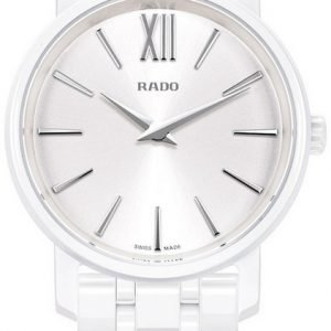 Rado Diamaster R14065017 Kello Valkoinen / Keraaminen