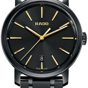 Rado Diamaster R14066152 Kello Musta / Keraaminen