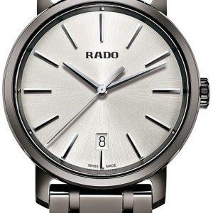 Rado Diamaster R14072112 Kello Hopea / Keraaminen