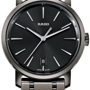 Rado Diamaster R14072177 Kello Musta / Keraaminen
