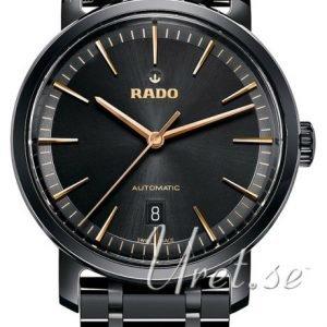 Rado Diamaster R14073162 Kello Musta / Keraaminen