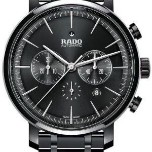 Rado Diamaster R14075182 Kello Musta / Keraaminen