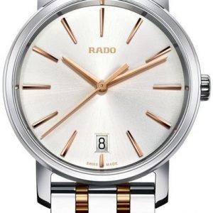 Rado Diamaster R14089103 Kello Hopea / Kullansävytetty Teräs