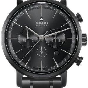 Rado Diamaster R14090192 Kello Musta / Keraaminen
