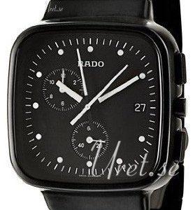 Rado Diastar R28388152 Kello Musta / Keraaminen