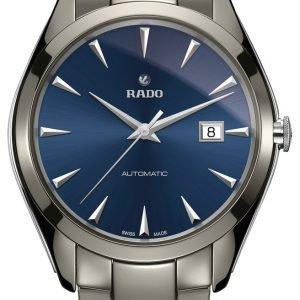 Rado Hyperchrome R32254202 Kello Sininen / Keraaminen