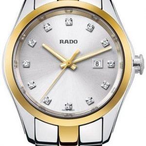 Rado Hyperchrome R32975712 Kello Hopea / Keraaminen