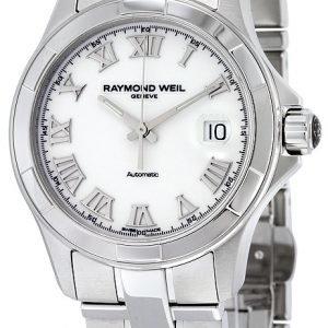 Raymond Weil Parsifal 2970-St-00308 Kello Valkoinen / Teräs
