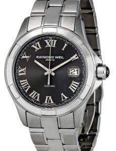 Raymond Weil Parsifal 2970-St-00608 Kello Harmaa / Teräs