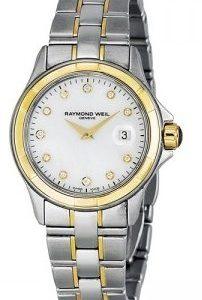 Raymond Weil Parsifal 9460-Sg-97081 Kello Valkoinen / Teräs