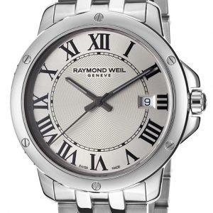 Raymond Weil Raymond Tango 5591-St-00659 Kello Hopea / Teräs