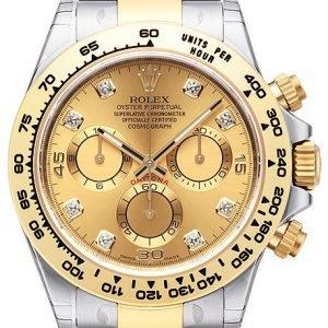 Rolex Cosmograph Daytona 116503-0006 Kello Kullattu / 18k