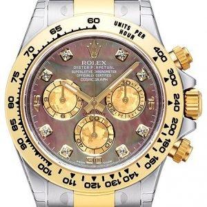 Rolex Cosmograph Daytona 116503-0009 Kello Monivärinen / 18k