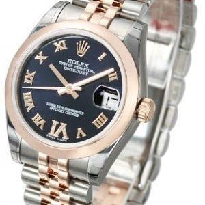 Rolex Datejust 31 178241-0071 Kello Sininen / Teräs