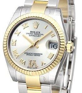 Rolex Datejust 31 178273-0094 Kello Hopea / Teräs