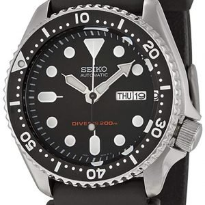 Seiko Divers Skx007k1 Kello Musta / Kumi