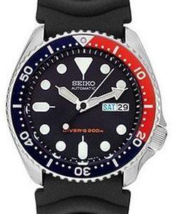 Seiko Divers Skx009k1 Kello Sininen / Kumi