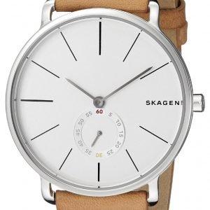 Skagen Hagen Skw6215 Kello Valkoinen / Nahka